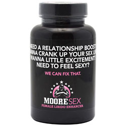 Moore Muscle MooreSex Female