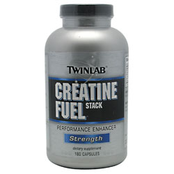 TwinLab Strength Creatine Fuel Stack
