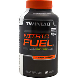 TwinLab Strength + Pump Nitric Fuel
