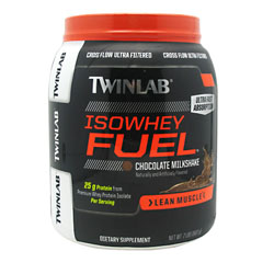 TwinLab Iso Whey Fuel