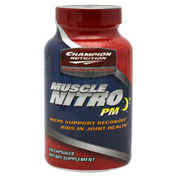 Champion Nutrition Muscle Nitro PM
