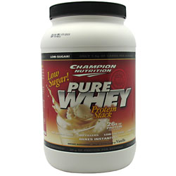 Champion Nutrition Pure Whey Protein Stack