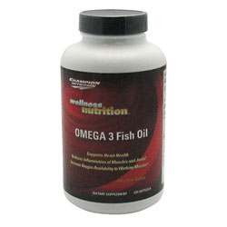Champion Nutrition Wellness Nutrition OMEGA 3 Fish Oil