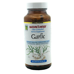 Nature's Herbs Garlic