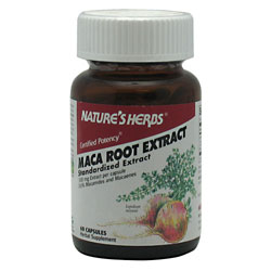 Nature's Herbs Maca Root Extract