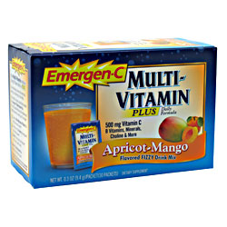 Emergen-C Multi-Vitamin Plus Daily Formula