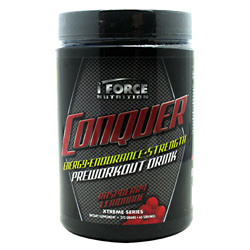 iForce Nutrition Xtreme Series Conquer