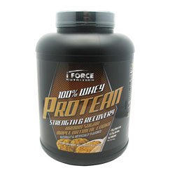 iForce Nutrition 100% Whey Protean
