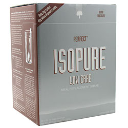 Nature's Best Perfect Low Carb Isopure