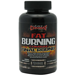 Ultimate Nutrition Full Combat Fat Burning Combat Final Round