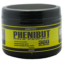Primaforce Phenibut Bulk Powder