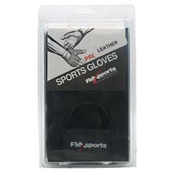 Flexsports International Leather Pro Mesh Sports Gloves