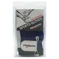 Flexsports International Pro Spandex Sports Gloves Purple
