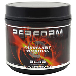 Fahrenheit Nutrition Perform BCAA