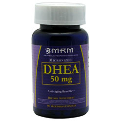 MRM Micronized DHEA 50mg