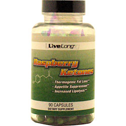 Live Long Nutrition Raspberry Ketones