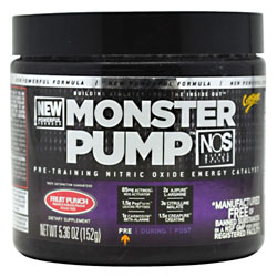 CytoSport Monster Pump NOS