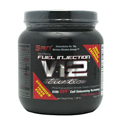 SAN Fuel Injection V12 Turbo