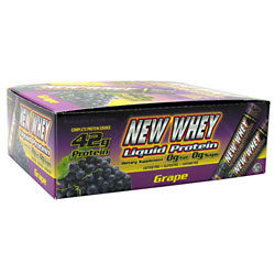 New Whey Nutrition New Whey Liquid Protein