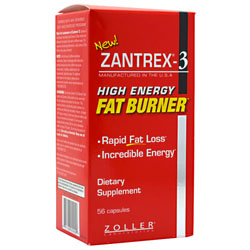 Basic Research Zantrex-3 High Energy Fat Burner