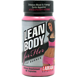Labrada Nutrition Lean Body Her Fat Burner