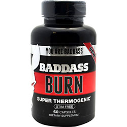 Baddass Nutrition Baddass Burn