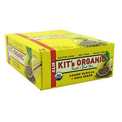 Clif Kit's Organic Fruit + Seed Bar