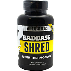 Baddass Nutrition Baddass Shred