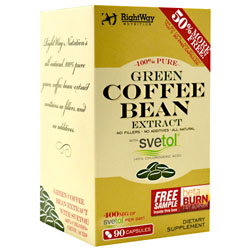 Rightway Nutrition Green Coffee Bean Extract
