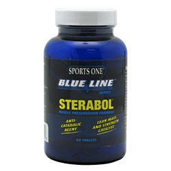 Sports One Blue Line Series Sterabol