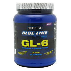 Sports One Blue Line Series GL-6