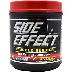 Side Effect Sports Muscle Builder