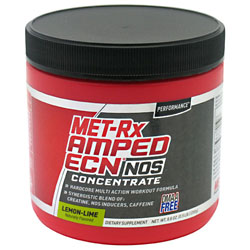 MET-Rx Amped ECN NOS Concentrate