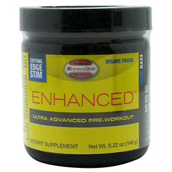 PES Enhanced Pre-Workout