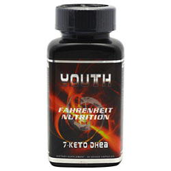 Fahrenheit Nutrition Youth 7-Keto-DHEA