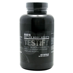 Better Body Sports Testify