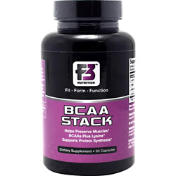 F3 Nutrition BCAA Stack