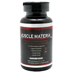 Genetic Solutions Llc Muscle Material