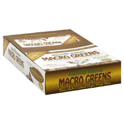 Macro Life Naturals Macro Greens Raw Anti-Oxidant Super Food Bars