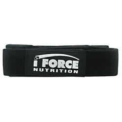 iForce Nutrition Padded Lifting Straps