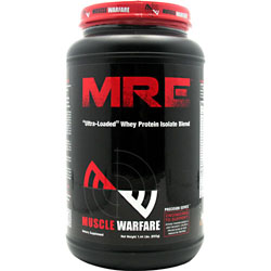 Muscle Warfare MRE