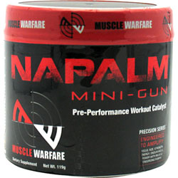 Muscle Warfare Napalm Mini Gun