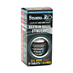 Hi-Tech Pharmaceuticals Stamina-Rx for Men