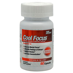 Top Secret Nutrition Cool Focus