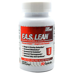 Top Secret Nutrition F.A.S. Lean