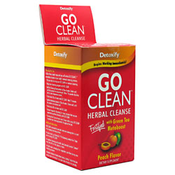 Detoxify Go Clean Herbal Cleanse