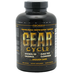 Fizogen Gear Cycle