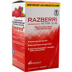 BioGenetic Laboratories Razberri Ketone-Slim