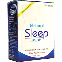 Rani Distributors LLC Natural Sleep