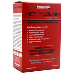 Muscle Meds MethylBurn Extreme